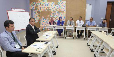 001 Doğu Türkistan Çalıştayı