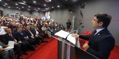 002 Prof. Dr. Yücel Oğurlu - Uluslararası Saraybosna Üniversitesi Rektörü
