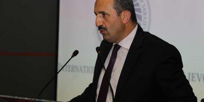 003 Prof. Dr. Yusuf Şevki Hakyemez - Anayasa Hukukçuları Derneği Başkanı