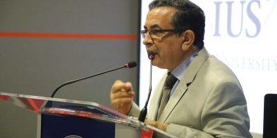 007 Prof. Dr. İlyas Doğan - Avrasya Hukuk Kurultayı Yürütme Kurulu Başkanı